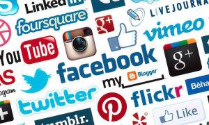 distribution réseaux sociaux